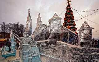 Новогодние каникулы 2020 в нижнем новгороде