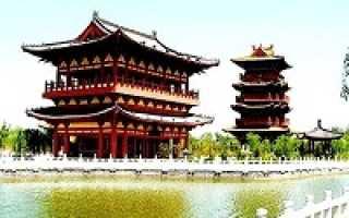 Китай в январе отдых и погода в китае