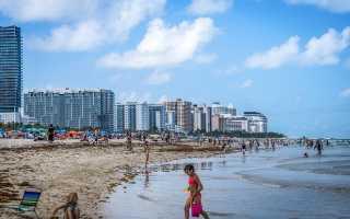 Как лучше спланировать недельный отдых во флориде