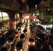 Все об отдыхе в бангкоке отзывы советы путеводитель