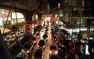 Отзывы об отдыхе в бангкоке