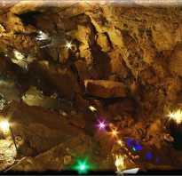 Как посетить самые красивые пещеры крымского полуострова