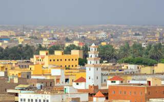 Особенности самостоятельного отдыха в мавритании