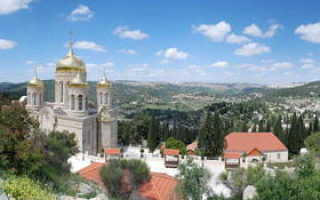 Самые известные монастыри иерусалима