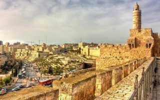 Священный город иерусалим