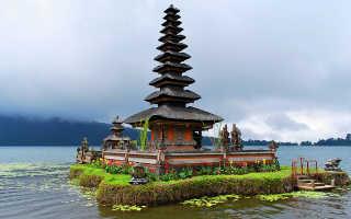Самостоятельное путешествие на бали