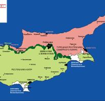 Северный кипр турецкая сторона посещать или нет