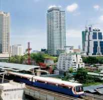 Когда стоит ехать на отдых в бангкок