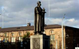 Памятник ярославу мудрому на карте