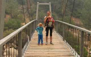 Что нужно в однодневном походе с детьми