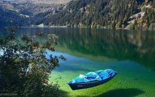 Озера австрии особенности отдыха с детьми