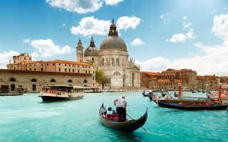 Что обязательно посмотреть и сделать в венеции италия