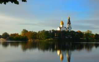 Что посмотреть в пригороде санкт петербурга