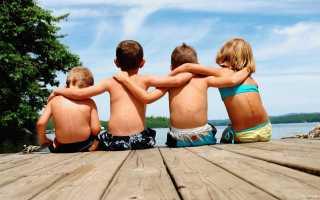 Как собрать мальчика в летний лагерь