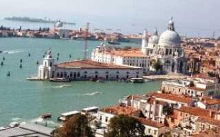 Отдых с детьми в венеции полезные советы