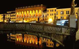 Падуя все очарование итальянской архитектуры