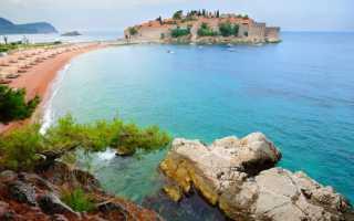 Когда лучше ехать в черногорию