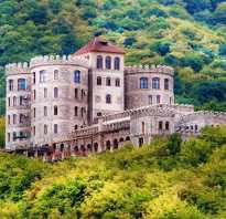 Особенности отдыха в кварели грузия