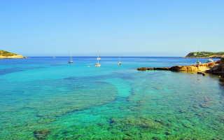 Осколок первобытного раяотдых на балеарских островах