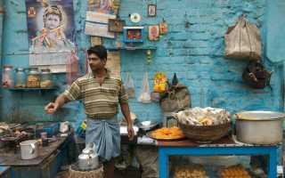 Чем можно заразиться в индии