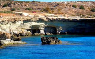 Моё первое знакомство с островом кипр