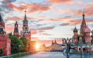 Чем заняться осенью в москве
