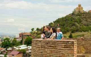 О грузии для туристов