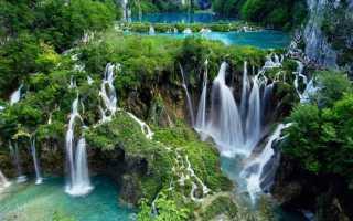 Самые удивительные места на планете которые стоит увидеть