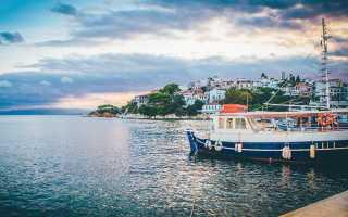Лучшие острова греции 2020 года
