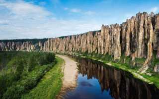 Каменный лес в якутии уникальный заповедник россии