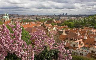 Погода в чехии в апреле карта погоды