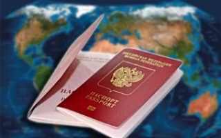 Заграничный паспорт как оформить россиянину