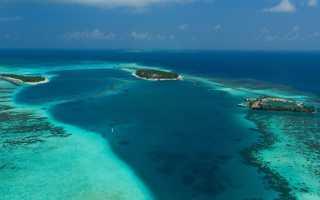 Ресторан ithaa undersea restaurant рангали айленд мальдивские острова