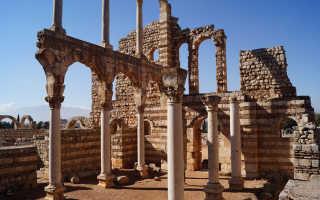 Популярные вопросы туристов о ливане