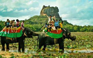Лучшие регионы острова и города шри ланки для туризма