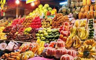 Как правильно вывозить фрукты из таиланда