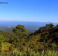 Путешествие по северу таиланда день 23 чианграй
