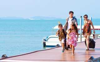 Куда поехать на майские с детьми на море