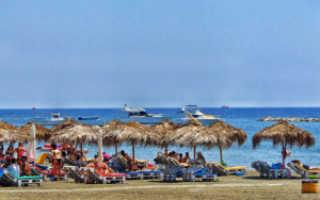 Кипр в сентябре отдых и погода на кипре