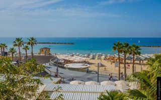 Погода на курортах израиля