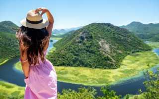 Когда лучше всего ехать в черногорию