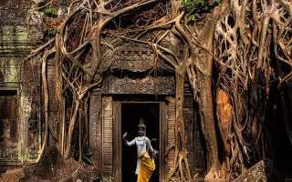Отдых в камбодже в ноябре
