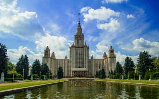 Лучшие города и регионы для туризма
