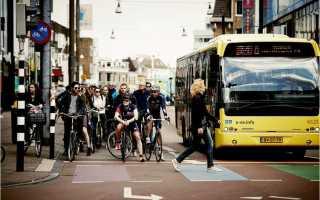 Самые удобные города мира для велосипедистов