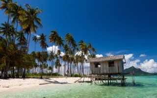 Погода на курортах острова борнео