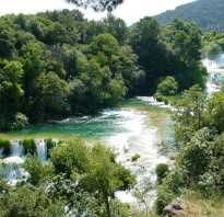 Долина реки неретва хорватия