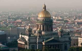 Интересные факты и легенды про исаакиевский собор в санкт петербурге