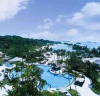 Полезная информация о сингапуре для туристов