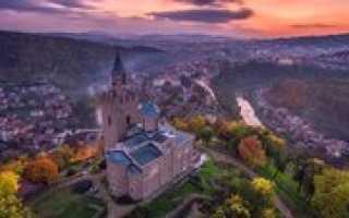 Крупные города болгарии