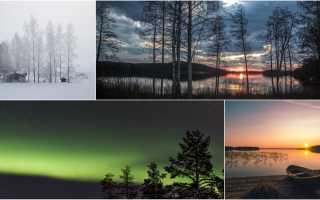 Погода в городах финляндии